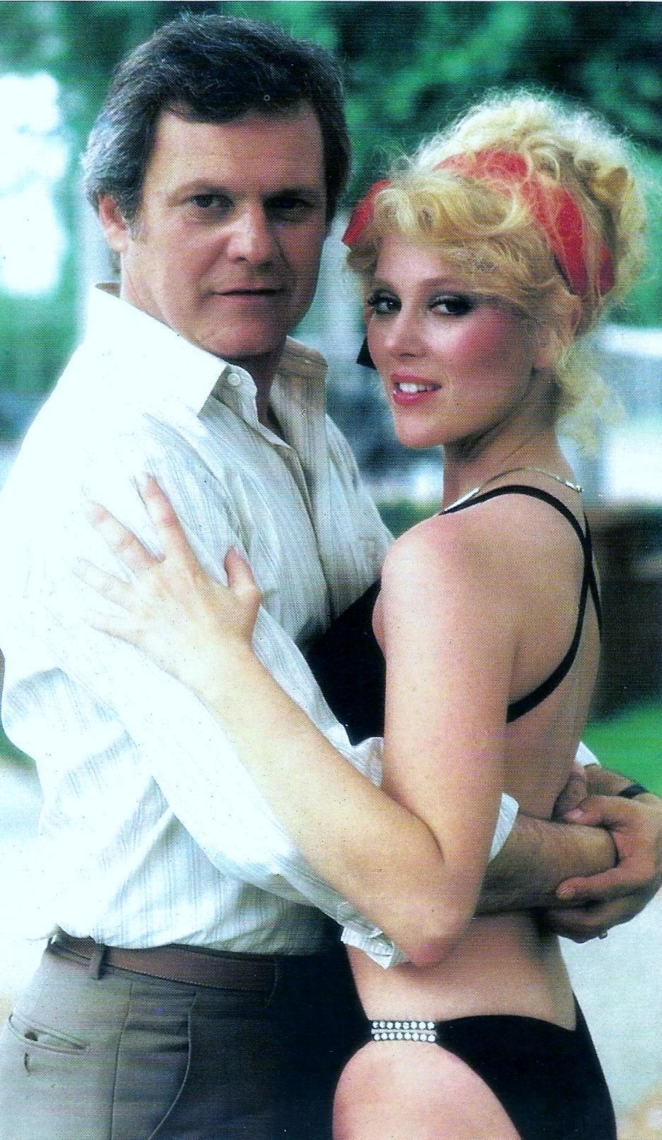 Audrey Landers Dallas monday's memory: the many loves of cliff barnes | dallas