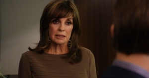 Sue Ellen warned John Ross about the consequences of crossing J.R.