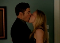 Emma and John Ross get busy