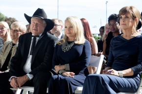 Ray and Lucy are on hand to witness yet another Southfork nuptial destined for failure.