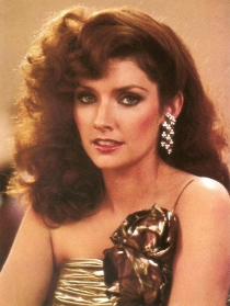 The return of Katherine Wentworth would liven things up on Dallas.